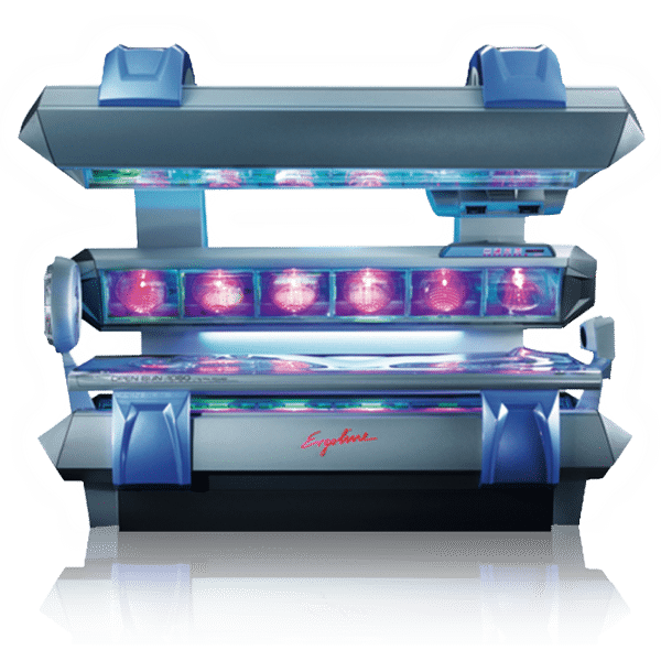 Luxury Tanning Bed